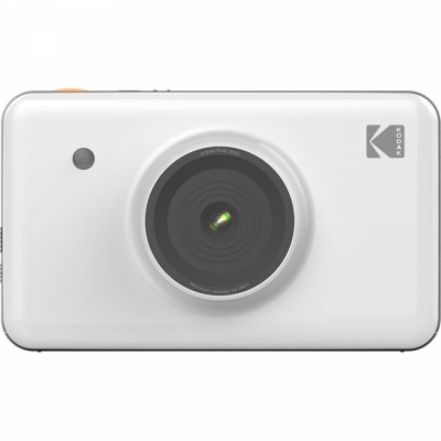 Kodak Minishot Instant Camera white