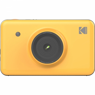 Kodak Minishot Instant Camera yellow