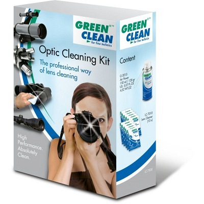 *Green Clean Optic Cleaning Kit LC-7000