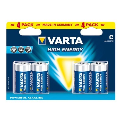 Varta 4914 Longlife Power LR14 4